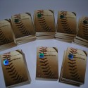 Box cards Baseball Americano F