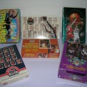 Box cards Basketball NBA Americano B