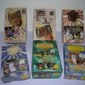 Box cards Basketball NBA Americano D