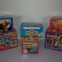 Box cards Basketball NBA Americano H