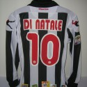 Udinese  Di Natale  10  W-2