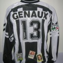 Udinese Genaux  13  A-2