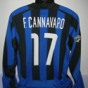 Cannavaro F. n.17 Inter B