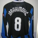 Ibrahimovic n.8 Inter  B